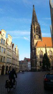 Adventszeit in Münster - St. Lamberti
