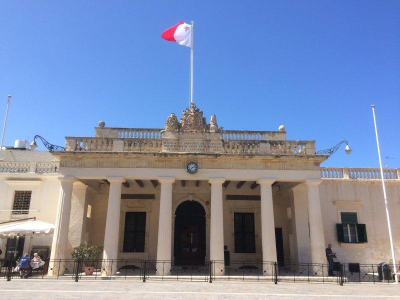 Wachhaus (St. George's Square, Valletta)