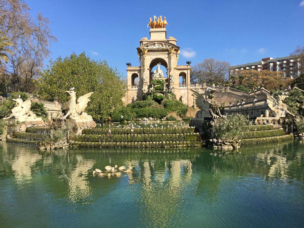 Barcelona - Parc Ciutadella