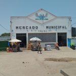 Mosambik Vilankulos - Markthalle