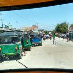 Mosambik Vilankulos - Marktstraße