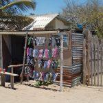 Mosambik Vilankulos - Schuhgeschäft