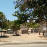 Mosambik Vilankulos - Wohnhäuser