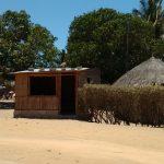 Mosambik Vilankulos - Wohnhaus mit Laden