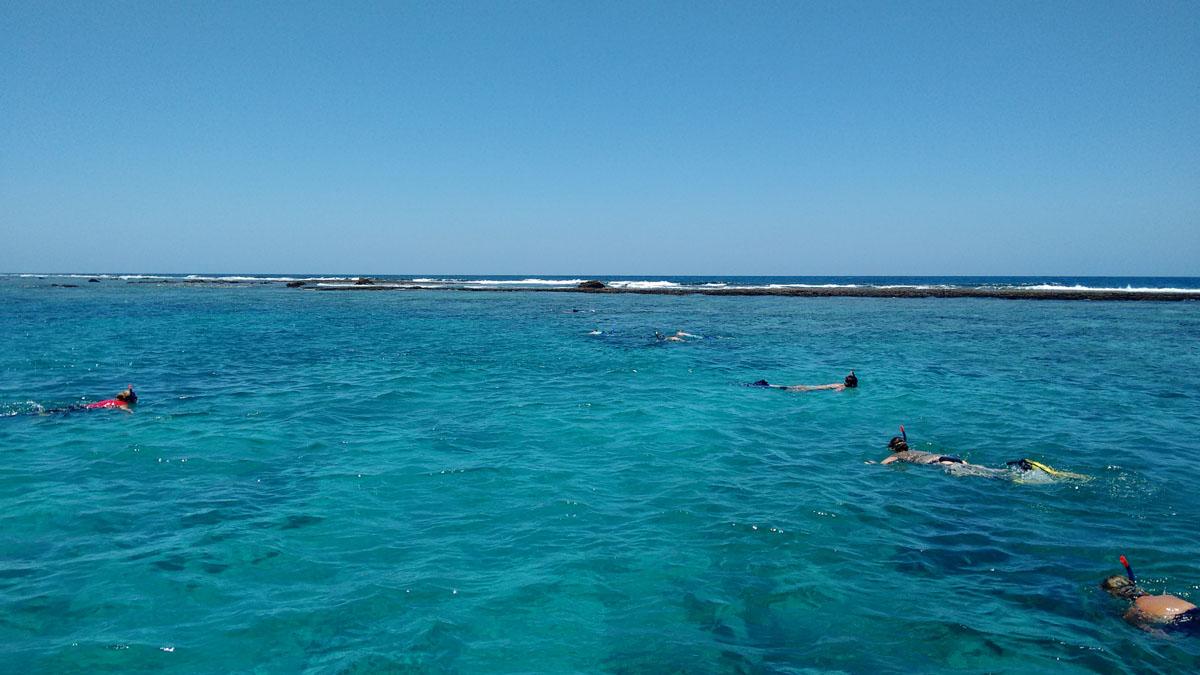 2-Mile-Reef Mosambik