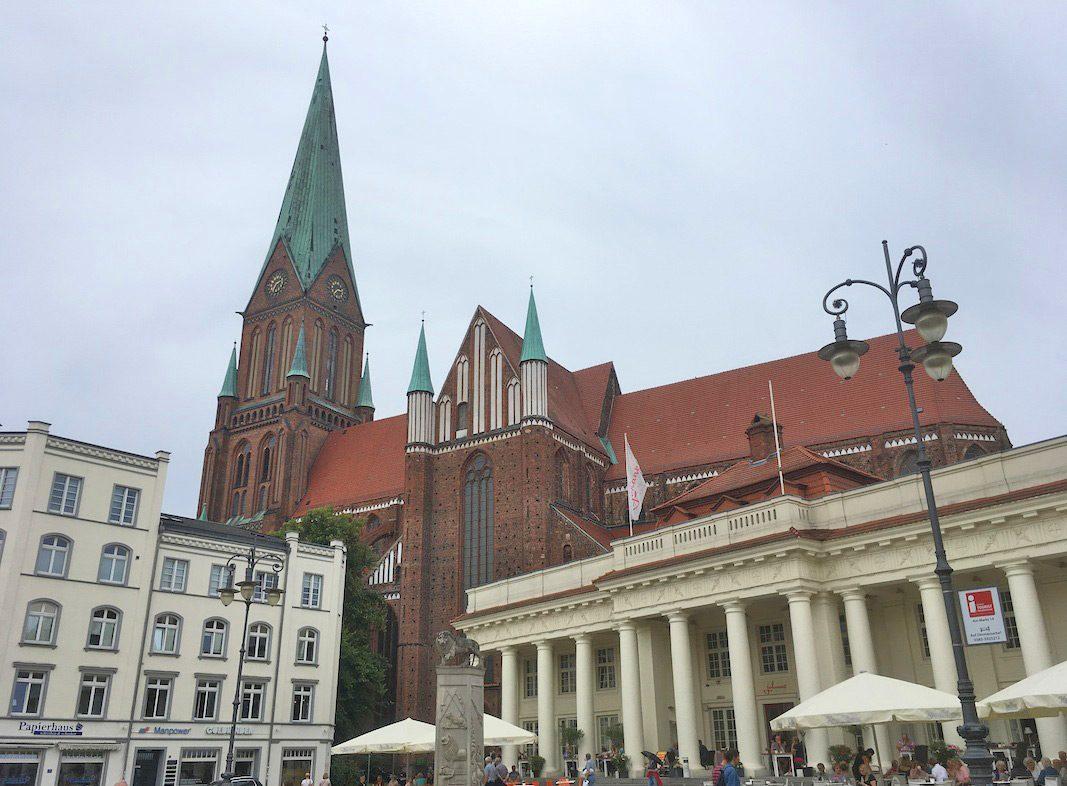 Schweriner Dom St. Marien und St. Johannis