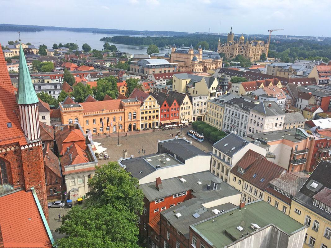 Schwerin Panorama