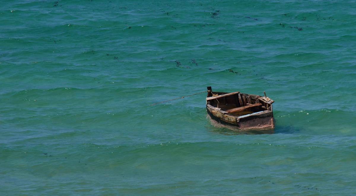 Mosambik Vilankulo - Fischerboot