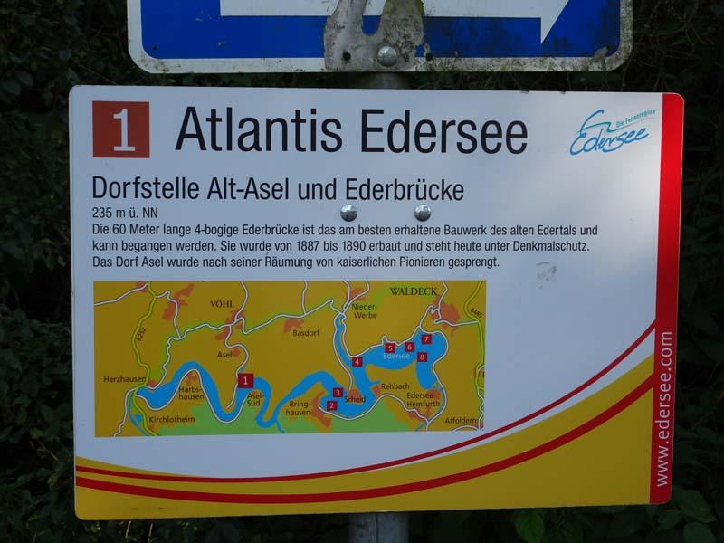 Atlantis Edersee - Asel