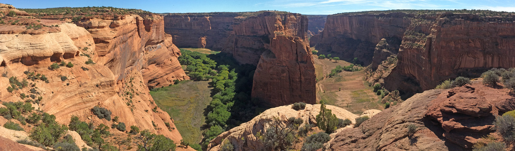 Canyon de Chelly - Overlook