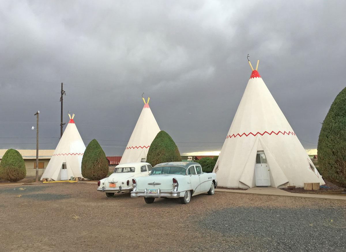 Wigwam Motel in Holbrook