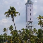 Leuchtturm in Andhakaranazhi