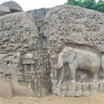 Mahabalipuram - Ganga