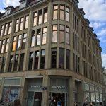 Das Karstadt-Stammhaus in Wismar